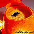 creme de potimarron au curry 3 - LA CUISINE DANNA PURPLE