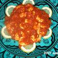 Crevettes pili- pili