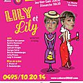 Lily et lily, communiqué de presse