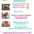 Ateliers communication <b>gestuelle</b>