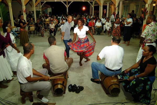 Danse Bèlè de Martinique