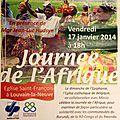 Chants de paix pour l'afrique des grands lacs