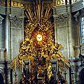 Intérieur du Vatican