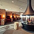 Le nouveau salon business d' #icelandair à #reykjavik en photos