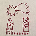 Christmas sal (étape 3)