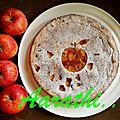 Beurre Normand - <b>Apple</b> Clafoutis