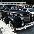 <b>Cadillac</b> Sixty Special-1938
