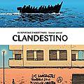Un reportage de Hubert Paris, envoyé spécial T1 : Clandestino - Aurel