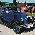 RENAULT Monasix RY1 berline 1929 Seltz (1)