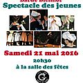 Spectacle 2016