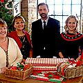 The sewing bee revient pour noël