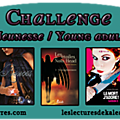 [challenge jeunesse / young adult #2]