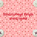 Rembourrage de sangle d'appareil photo