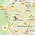 Très proche banlieue de Nancy