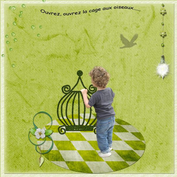 Ouvrez la cage aux oiseaux
