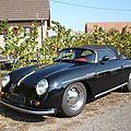 PORSCHE 356A 1600 Speedster Rustenhart (1)