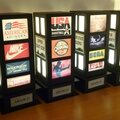 Décoration sur le thème new york aux couleurs de times square