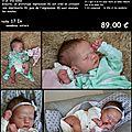 News bebe reborn chic : un bon d'achat de 20 €
