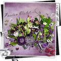 Cadeau passion violet