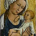 German museum Staatsgalerie Stuttgart returns painting <b>of</b> the Virgin and Child looted by Nazis
