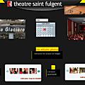 theatre saint fulgent la glaciere