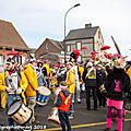 Avant-bande de Ledringhem 2018