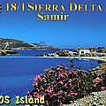QSL GREEK ISLANDS (I.O.T.A.)