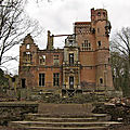 Chateau charle-albert - watermael-boitsfort - belgique