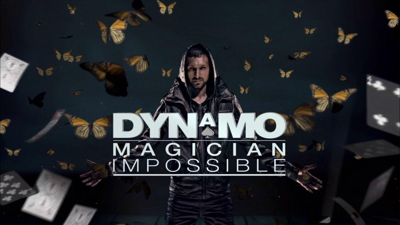 Dynamo Performs His tricks thanks to Jinns/Demons