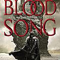 Le Seigneur de la Tour (Blood Song tome 2) ❉❉❉ <b>Anthony</b> <b>Ryan</b>