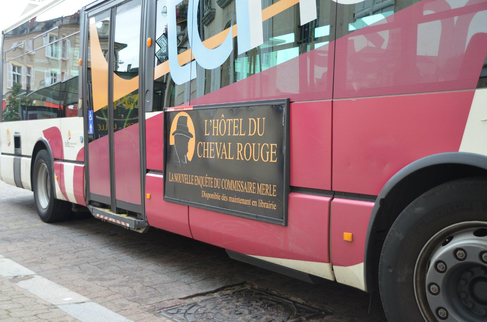 L'Hotel du Cheval Rouge 2