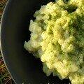 Riz au lait vert, the matcha