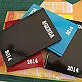 Des agendas 2015 ils seront faits......
