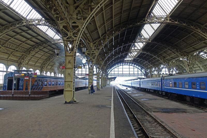 Gare de Vitebsk 4
