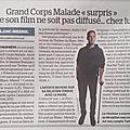 Blanc-mesnil: le film de grand corps malade censuré par meignen le soutien de fillon