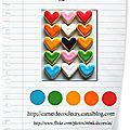 Page #76 du carnet de couleurs
