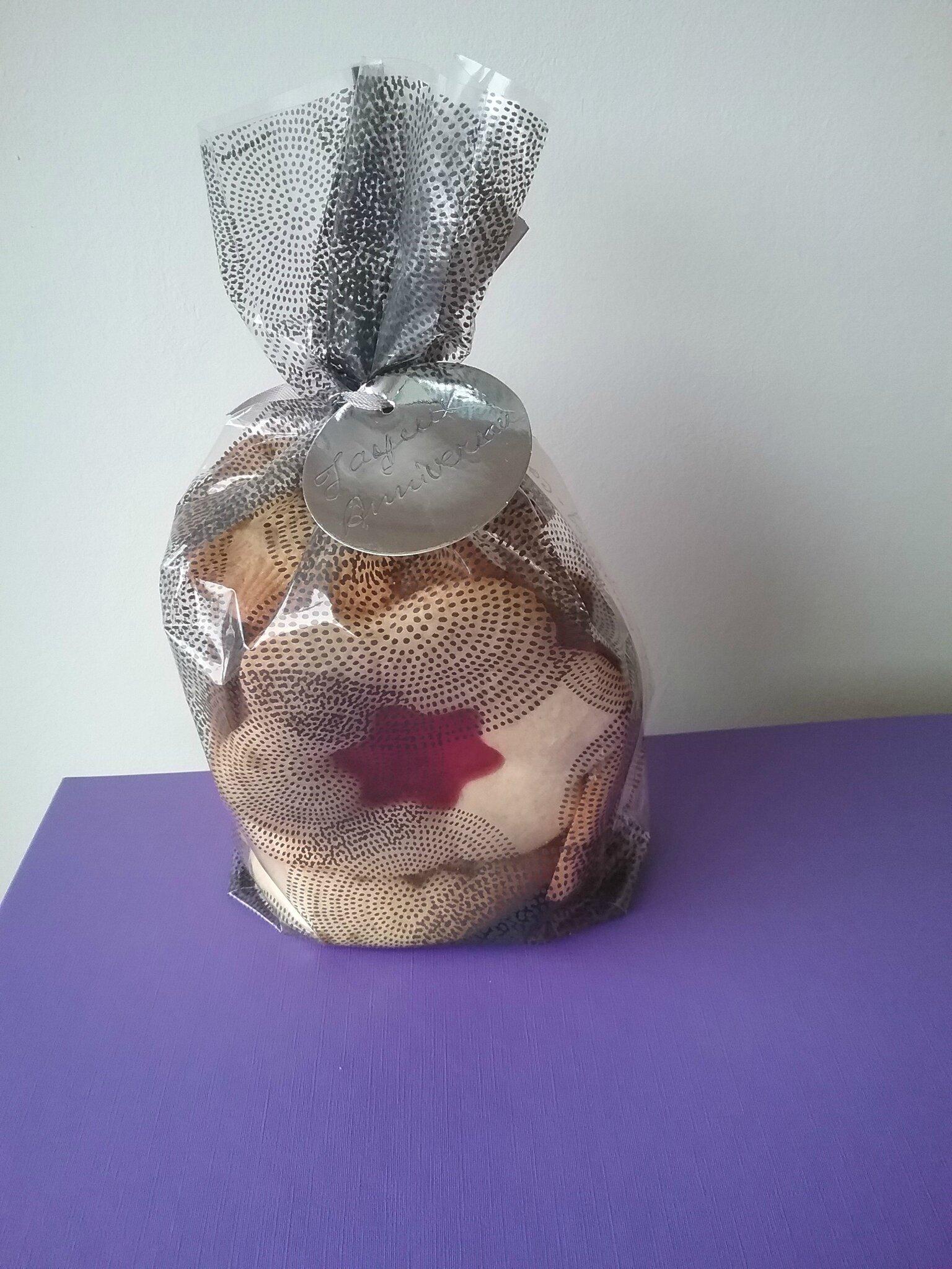 Paquets cadeaux Biscuits Vitraux 061