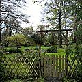 au jardin normand avec Carole