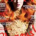 Le numéro de septembre du Vogue <b>UK</b> est en kiosque