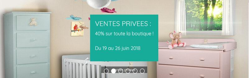 diapo ventes privées