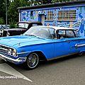 Chevrolet impala sport sedan de 1960 (Retrorencard aout 2013) 01