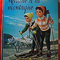 Martine à la montagne 1959