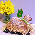 <b>Bataille</b> <b>food</b> #22 : Osterlamala ou agneau pascal
