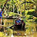 Kerala : A travers les Backwaters, et au bord de mer à Kochin