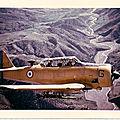 Le 21 mars 1962 des chasseurs-bombardiers T6 bombardent Oran