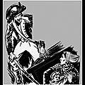 SAINT-COLOMBAN - <b>MACHECOUL</b> (44) - 1794 - FAMILLE MAINGUY ; DEUX FEMMES ET DEUX ENFANTS TUÉS PAR L'ARMÉE DE LA RÉPUBLIQUE