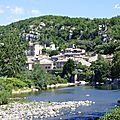 ♥ Découverte de l'Ardèche ; <b>Vogüé</b> (1) ♥