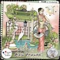 Asia breath, le nouveau kit de stephy scrap