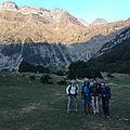 Traversée des Pyrénées d'Ouest en Est 2016