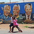 Nelson <b>Mandela</b> et la promotion des femmes en Afrique du Sud
